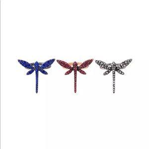 Betsey Johnson Dragonfly Ring